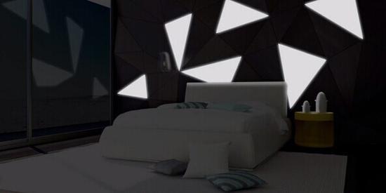 """世界最薄LED灯:3D打印""""光纸""""亮相"""
