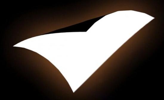 """世界最薄LED灯:3D 打印""""光纸""""亮相"""