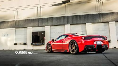法拉利458 高清图片