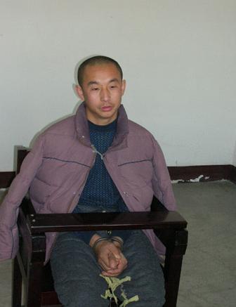 犯罪嫌疑人赵志红。(资料照片)