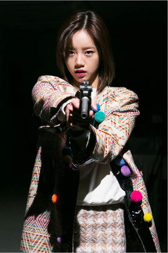 惠利(Girl's Day成员)