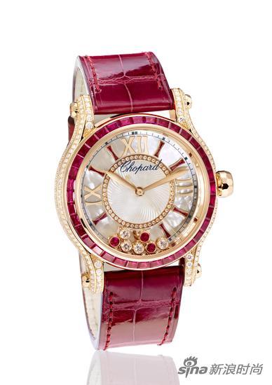 【新时尚】骚红当道 新年怎可没有一款红表