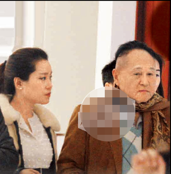 香港船王与女友