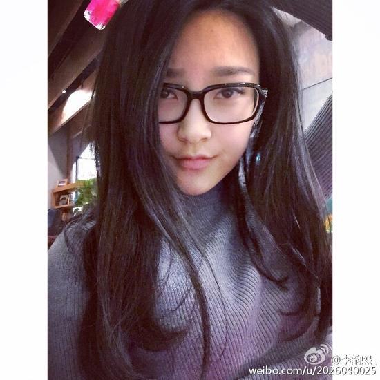 中国最强颜值校花曝光 学霸美女被指完胜奶茶