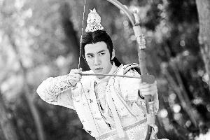 """李治廷饰演的李治被赞""""最帅皇帝""""。"""