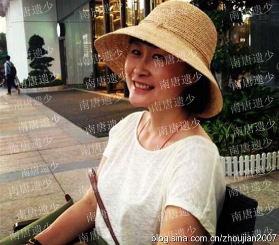 冯小刚前妻