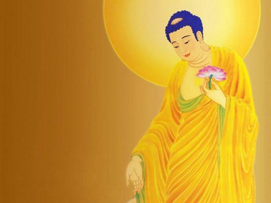 阿弥陀佛是西方极乐世界的教主