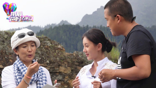吕丽萍和儿子儿媳