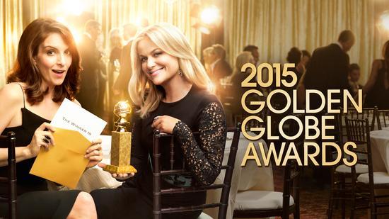 第72届金球奖颁奖典礼主持人仍由蒂娜-菲与艾米-波勒共同担任