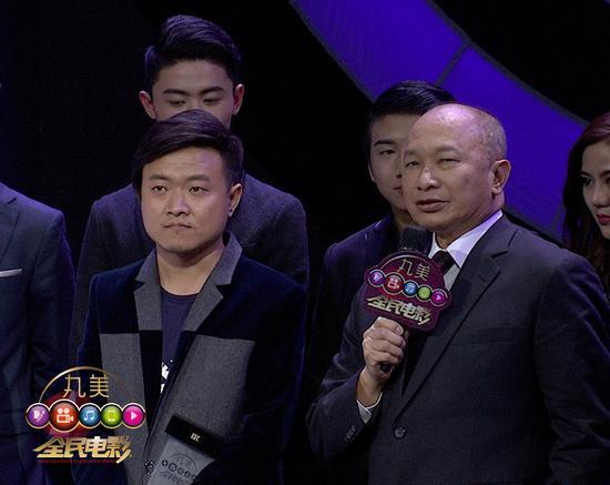 《全民电影》总导师吴宇森与季播节目冠军团队导演石桀锐