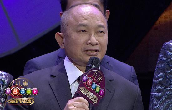 《全民电影》总导师吴宇森讲话