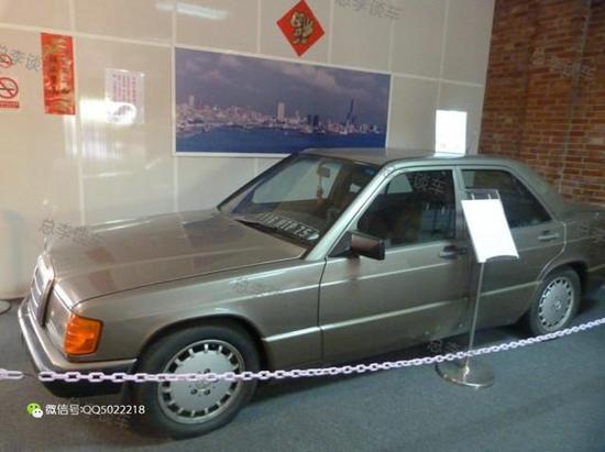 邓丽君的 梅赛德斯奔驰 e190高清图片