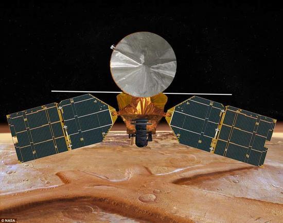 火星勘测轨道器(MRO)搭载的HiRISE相机设备重65公斤,价值4000万美元,由美国亚利桑那大学(UA)以及月球和行星实验室(LPL)研制。其装备了一面0.5米口径的反射镜,这是迄今用于深空探测器的最大口径望远镜镜面,对火星地表最高分辨率可以达到每像素0.3米