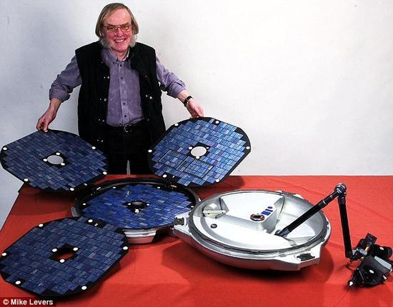 科林・菲林格博士是英国顶尖的行星科学家,猎兔犬-2号探测器研制的团队负责人。去年他由于脑出血去世,至死都没能弄明白他的探测器究竟出了什么问题
