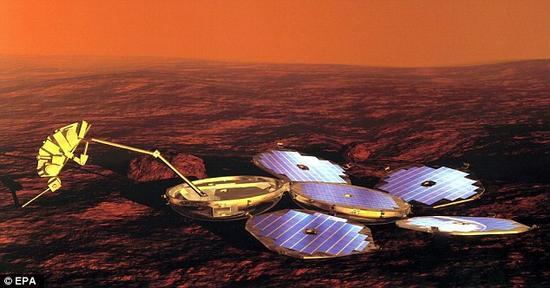 按照设计,猎兔犬-2号原计划着陆在火星的