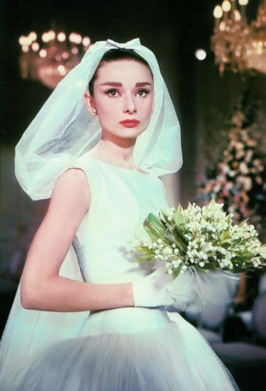 盘点22位电影里的华丽新娘 满足女人婚礼幻想