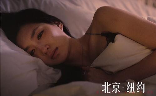 江疏影在《北京纽约》中看点十足