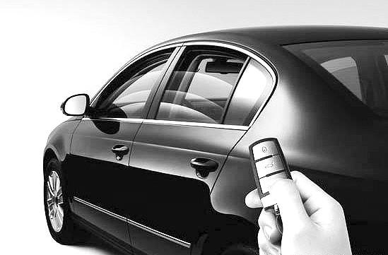 汽车钥匙上有能救命的隐藏功能高清图片