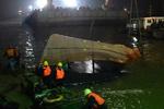 长江福北水道沉船22人失踪 其中有江阴人