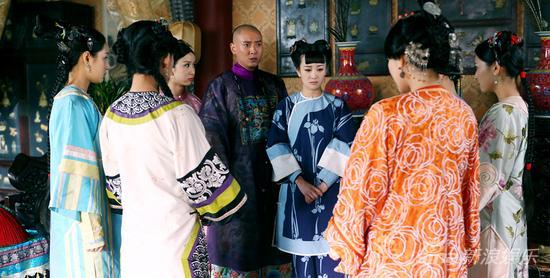 韦小宝和他的老婆们