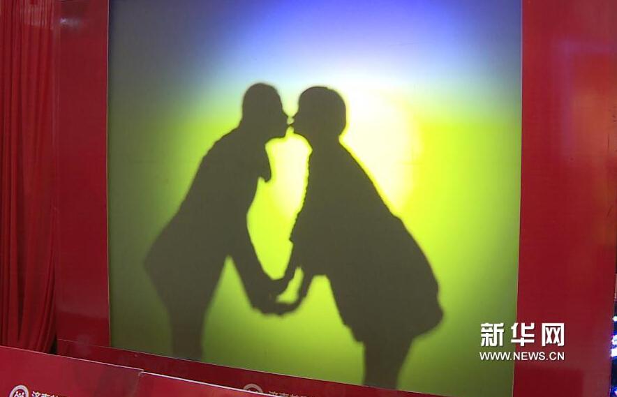 济南首家kiss剪影小屋亮相泉城