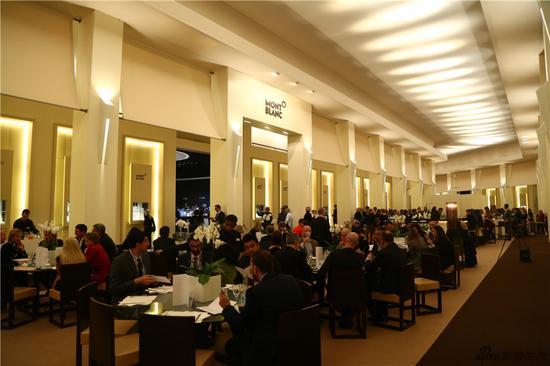 2015 SIHH日内瓦高级钟表展万宝龙展馆一览