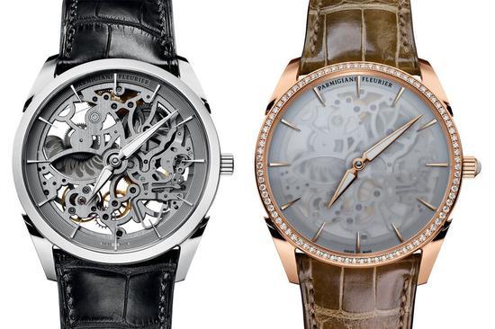 2015SIHH 帕玛强尼全镂空腕表