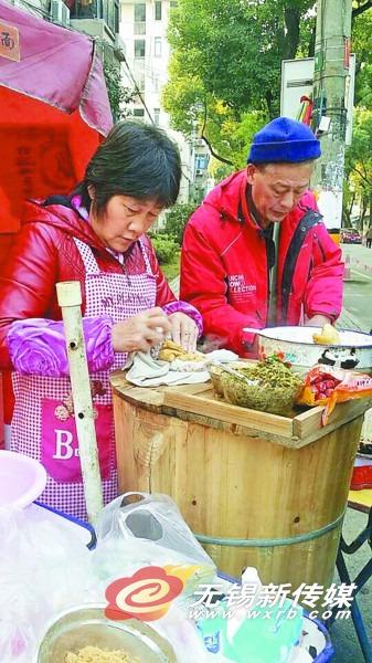 凌阿姨粢饭团有了新工作室 继续营业