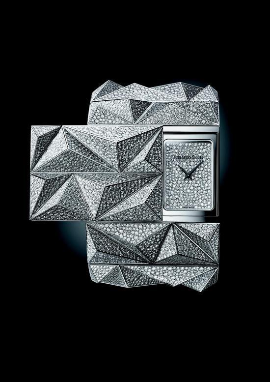 爱彼DIAMOND PUNK高级珠宝腕表