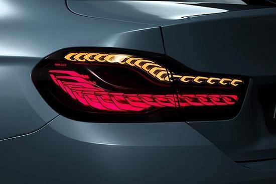 高亮度、高流明效率OLED尾灯照明技术