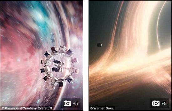 根据一项最新研究得到的结果,科学家们宣称将有可能像热映电影《星际穿越》中所展现的那样,通过虫洞穿越时空