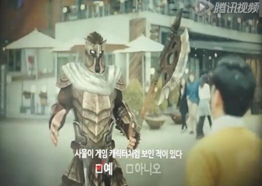 韩国公益广告:宣传游戏中毒等同赌博