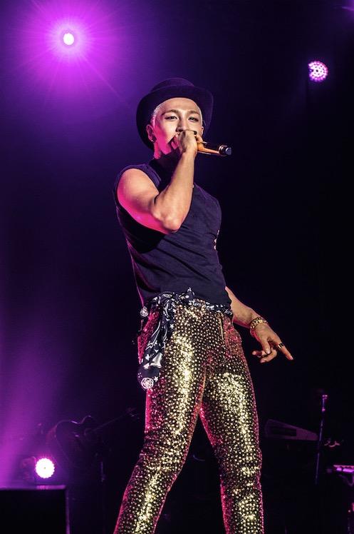 BIGBANG太阳上海开唱