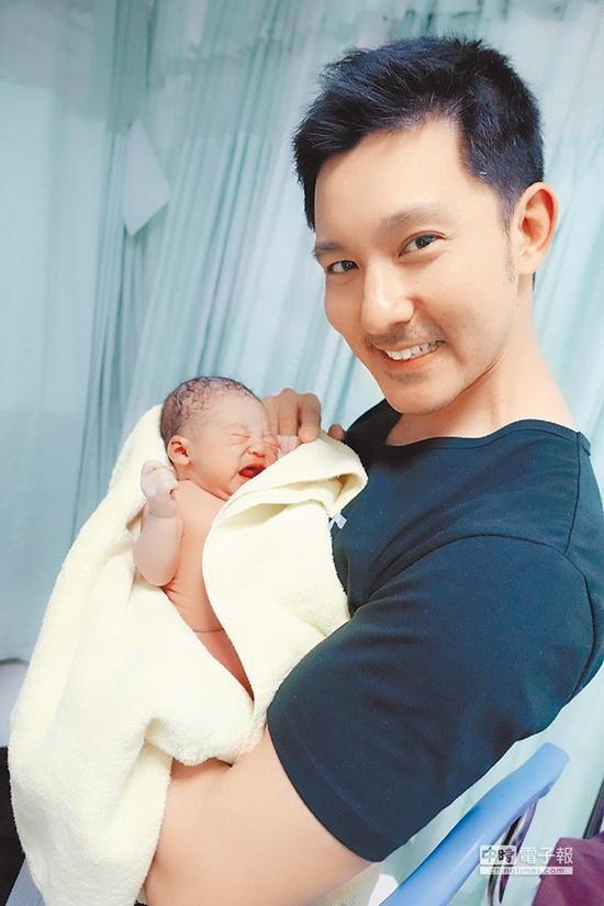 立威廉与女儿