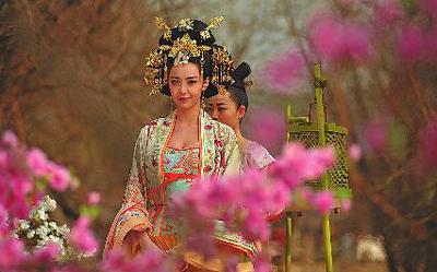 米露在剧中扮高阳公主