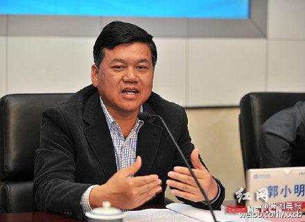 湖南移动副总经理郭小明
