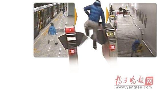 前两天,一名男子在乘坐南京地铁二号线的时候,利用列车关门瞬间,抢夺了车厢里一位女乘客的手机。女乘客奋勇追赶,车站里三位热心的市民也帮助抓贼。搞笑的是,小贼在逃跑过程中,手机不慎滑落。为了找回手机,小贼在案发后又返回车站寻找,被女乘客认出,民警当场将人抓获!   通讯员 狄公宣   扬子晚报记者 裴睿   女汉子手机被抢,扒开车门就追出去!   扬子晚报记者从南京地铁警方了解到,1月27日19点57分,地铁二号线钟灵街站发生了一起抢夺案件。受害人曾女士乘坐地铁二号线从新街口站到仙林中心站。当列车停靠