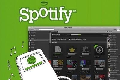 流媒体音乐服务Spotify计划融资5亿美元