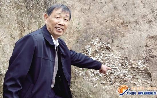 南安现秦汉时期先民生活垃圾距今已上千年。