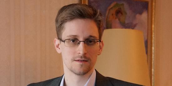 斯诺登获2015年诺贝尔和平奖提名