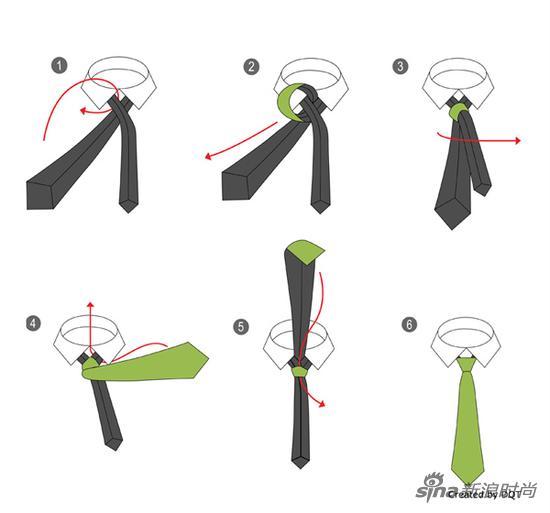学会这20种打领带的方法
