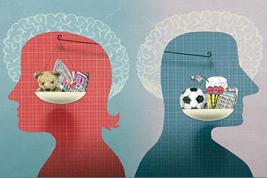 流言揭秘:男女心理差异真的非常大吗?