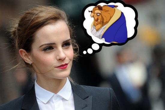 艾玛出演美女与野兽 这些演员简直神还原剧中角色|美女与野兽|艾玛-沃特森_新浪时尚_新浪网 Emma Watson Beauty And The Beast