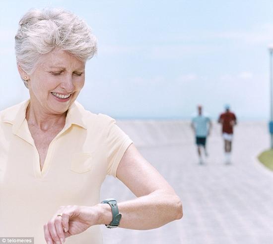 家拨慢老化细胞时钟 细胞老化 ...