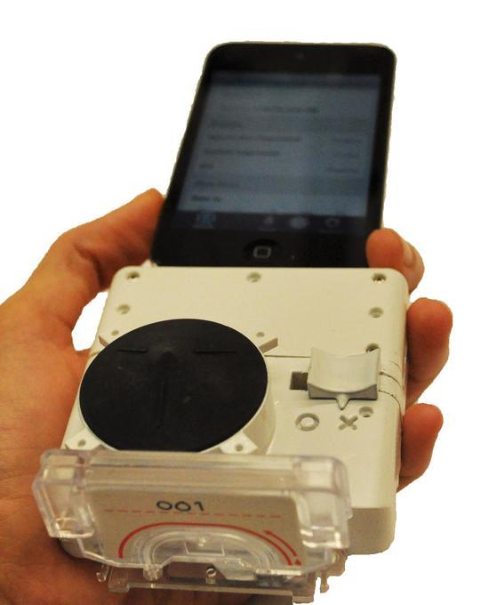 手机HIV检测器