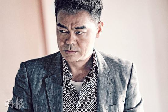实力派刘青云在《窃听风云3》的演出没有让观众失望。