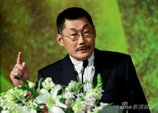 著名电影导演、监制、中国电影导演协会前秘书长何平