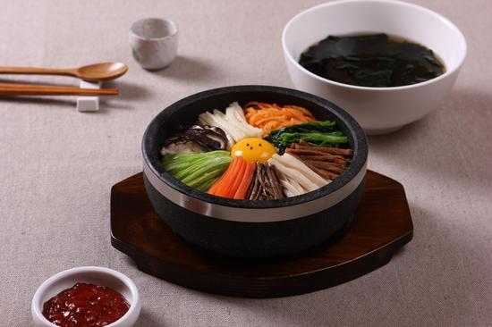 正宗韩国料理