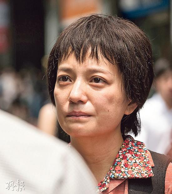 赵薇在《亲爱的》的演技备受赞赏。