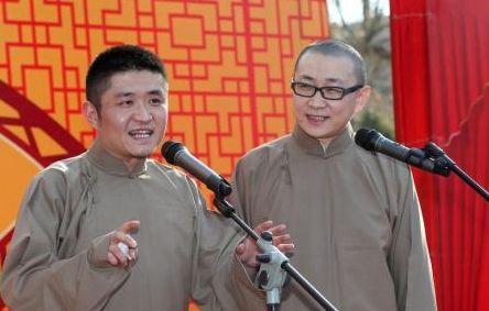 陕西籍相声演员苗阜、王声将带来反腐主题相声